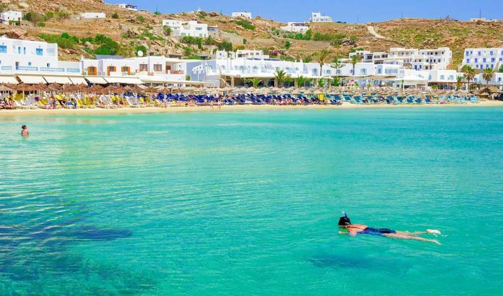 Mykonos South Coast Daily Cruise in shared basis - Aegean Ventures