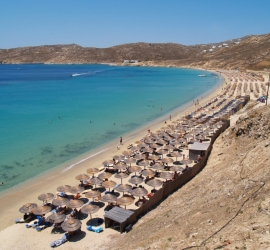 Mykonos Beaches cruise