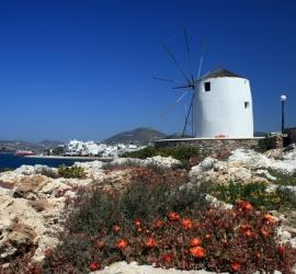 Crociera a Paros e Naxos