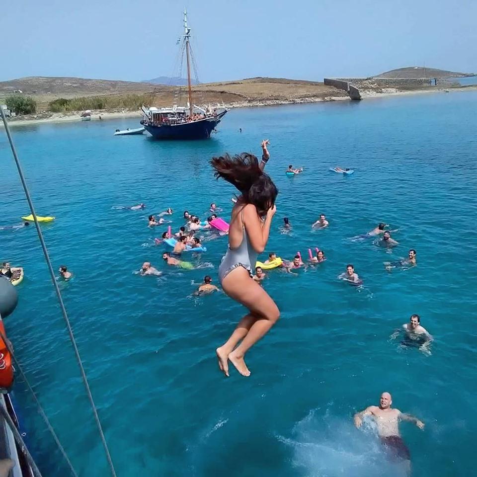 Rhenia - Delos Cruise - Aegean Ventures