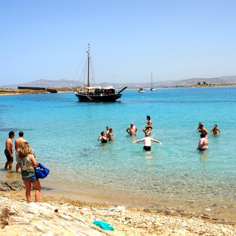 Rhenia & Delos Cruise