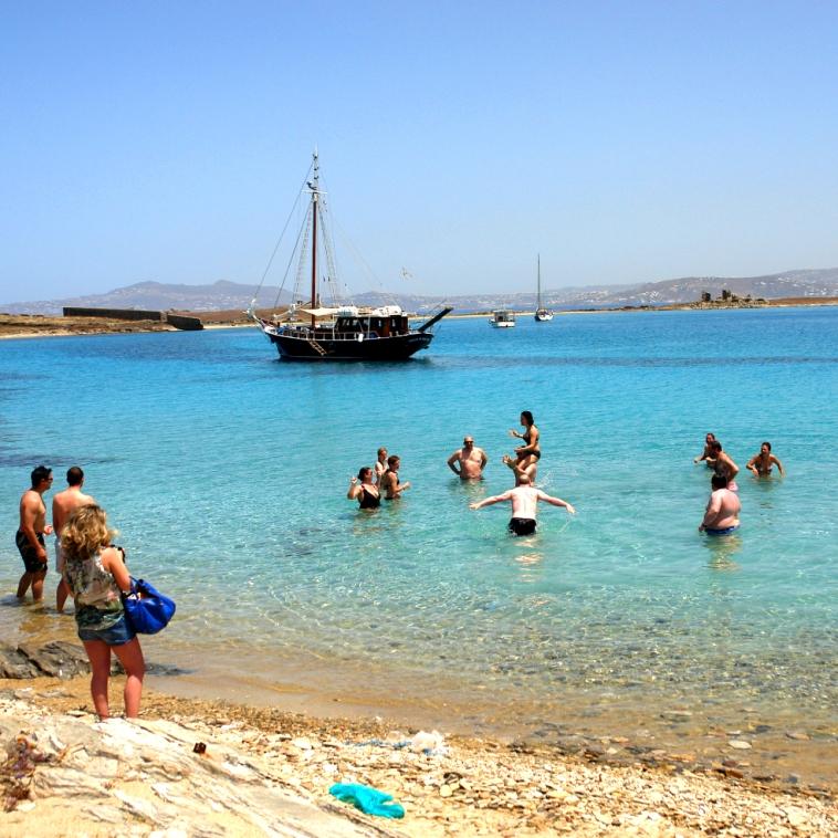 Rhenia - Delos Cruise - Aegean Ventures Mykonos