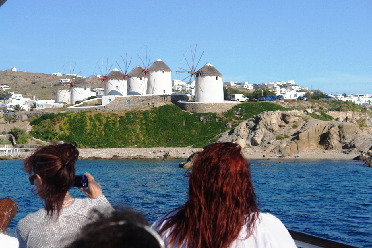 Mykonos Sunset Cruise - Aegean Ventures