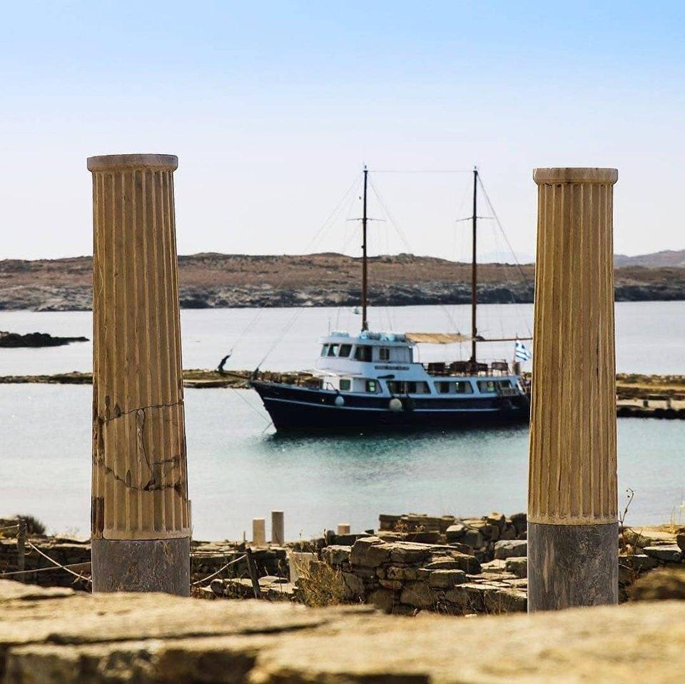 Discover Delos Cruise