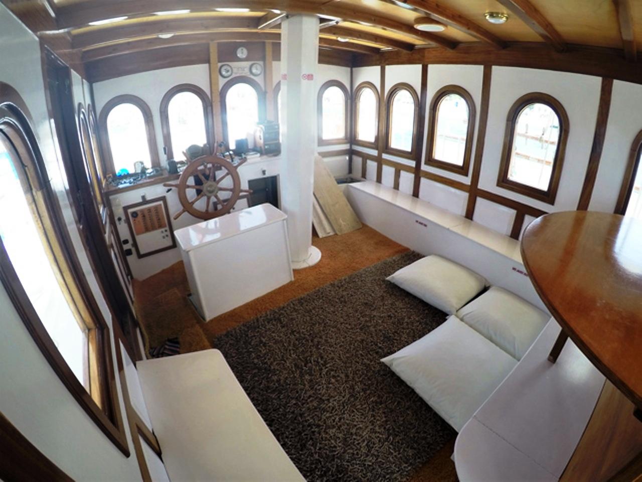 Dolphins os Delos - Cruise Boat Mykonos