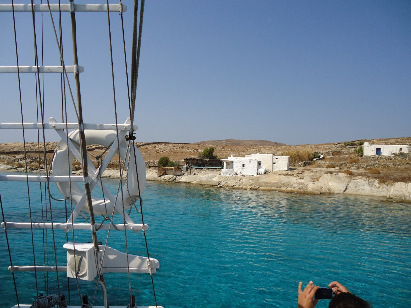 mykonos private and shared cruises - Aegean Ventures (5)