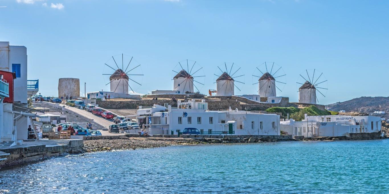 Mykonos City Tour