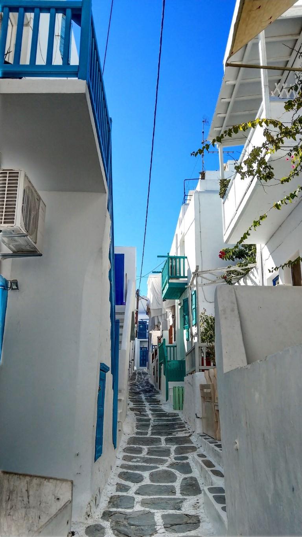 Mykonos Town Tour