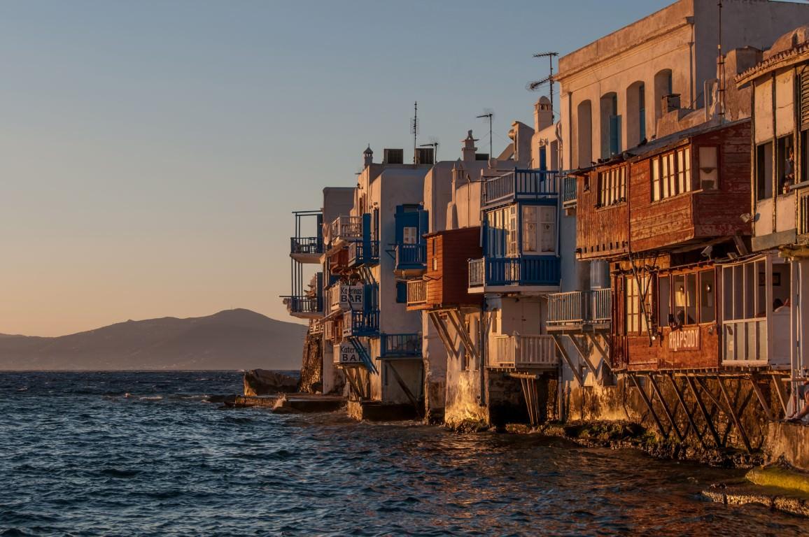 Mykonos City Town Tour